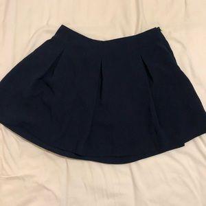 Korean style mini skirt
